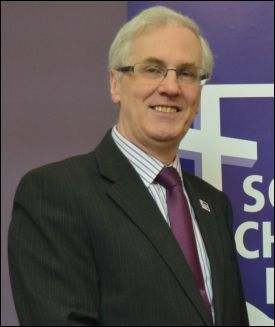 Donald Boyd - Scottish Christian Party - Inverness, Nairn, Badenoch & Strathspey